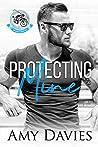 Protecting Mine (Unforgiven Riders, #2)