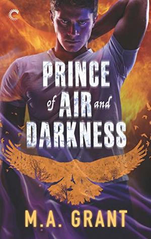 Prince of Air and Darkness (The Darkest Court, #1)