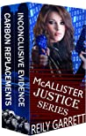 McAllister Justice Series Box Set (Volume 2)