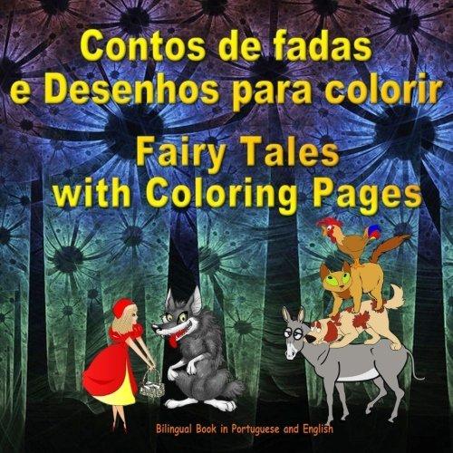 Contos De Fadas E Desenhos Para Colorir Fairy Tales With Coloring