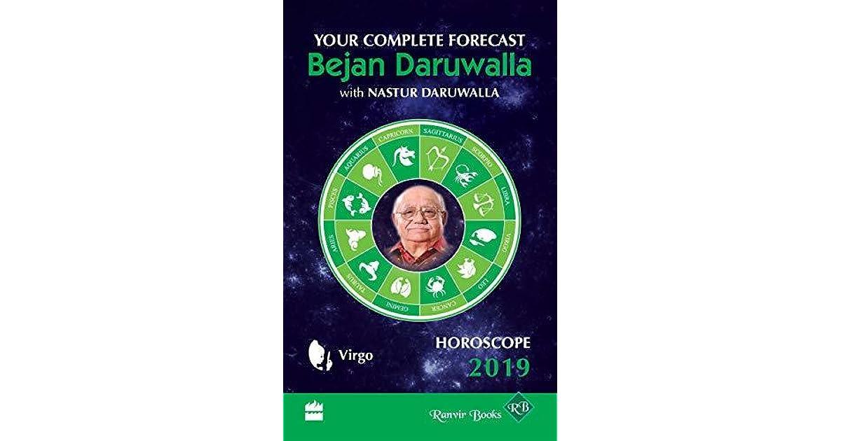 Horoscope 2019: Your Complete Forecast, Virgo by Bejan Daruwalla