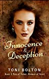 Innocence and Deception (Men of valour, women of steel Book 3)