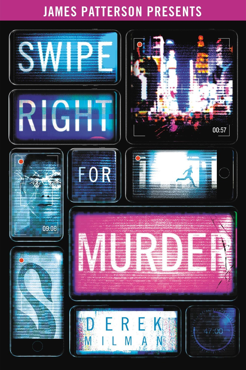 Swipe Right for Murder by Derek Milman