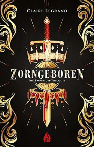 Zorngeboren by Claire Legrand
