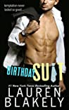 Birthday Suit (Sexy Suits, #2) audiobook review