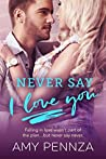 Never Say I Love You (Never Say, #1)