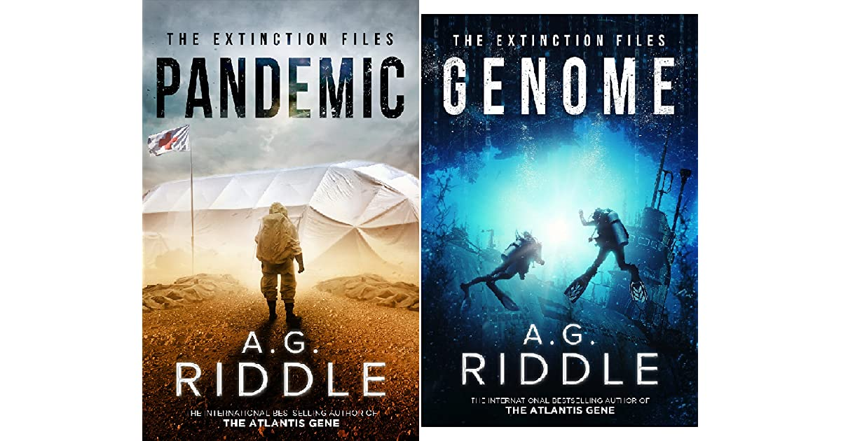 Pandemic (The Extinction Files, Book 1)