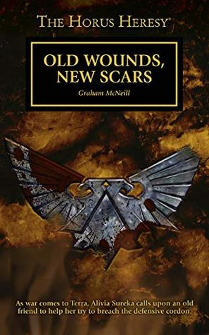 Old Wounds New Scars (Black Library Advent Calendar 2018 #1)