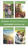 Harlequin Heartwarming December 2018 Box Set: The Rancher's Homecoming\Her Heart's Bargain\Christmas at Prescott Inn\Family by Design