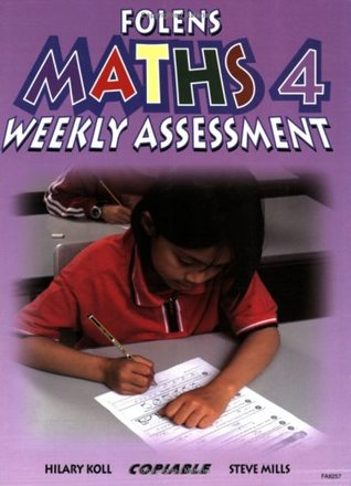 Weekly Assessment: Bk. 4 (Weekly Assessment - Maths)