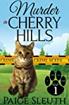 Murder in Cherry Hills (Cozy Cat Caper Mystery, #1) audiobook download free