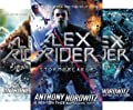 Alex Rider Boxed Set, #1-11