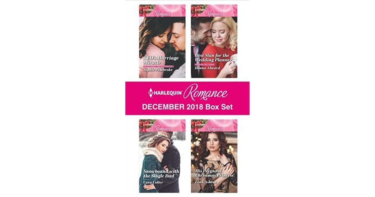Harlequin Romance December 2018 Box Set Ceos Marriage Miracle