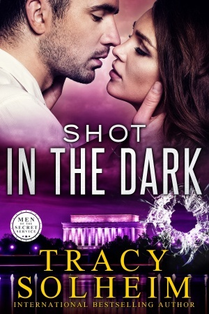 Shot in the Dark  (Men of the Secret Service, #2)