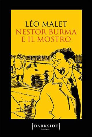 Nestor Burma e il mostro by Léo Malet
