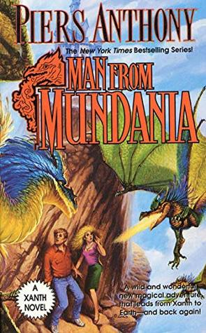 Ebook Man From Mundania Xanth 12 By Piers Anthony