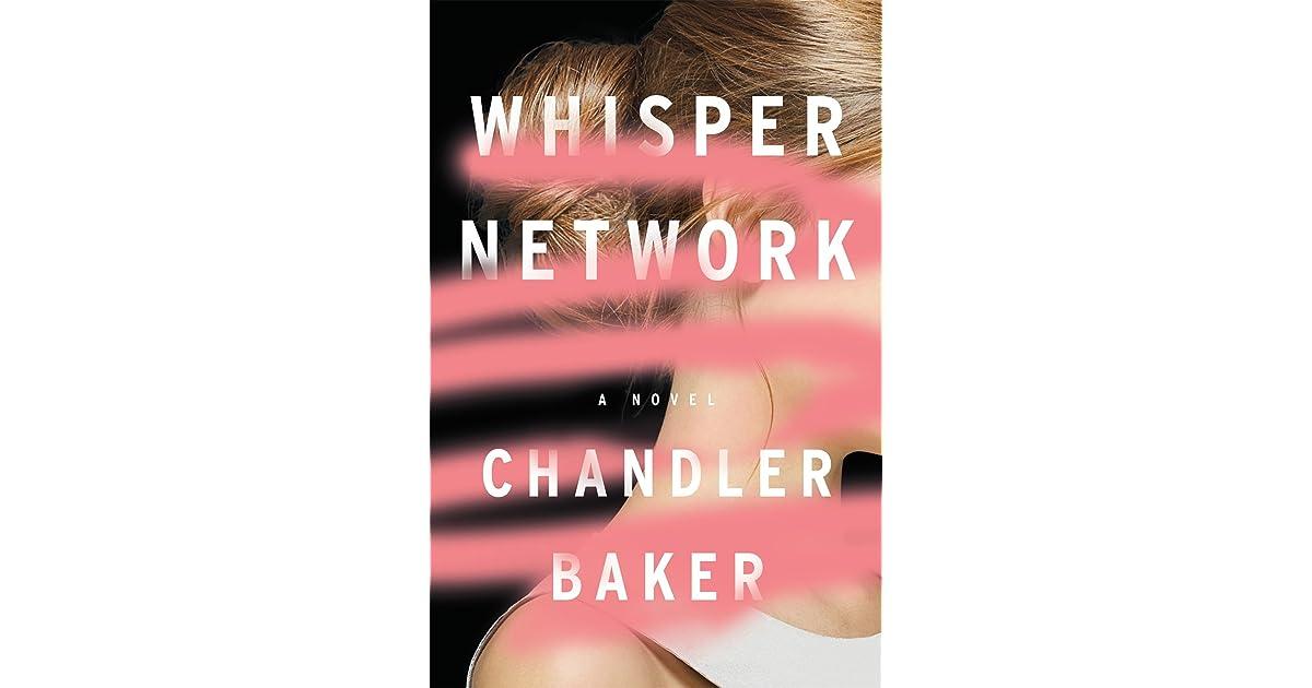 Image result for whisper network chandler baker#