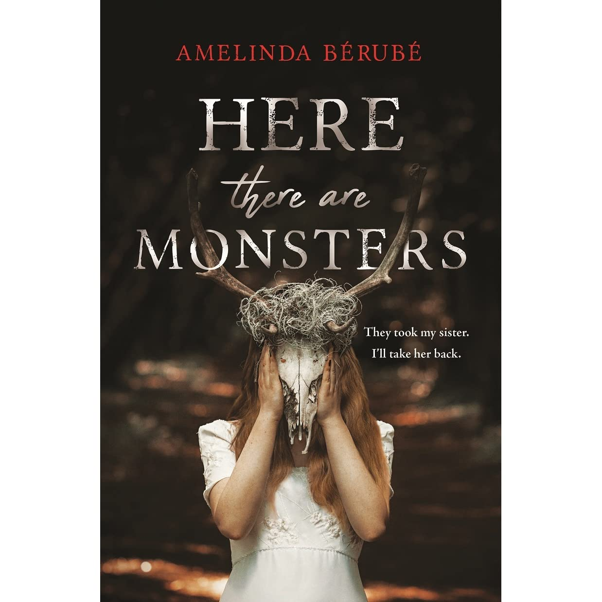 Image result for here there are monsters book cover