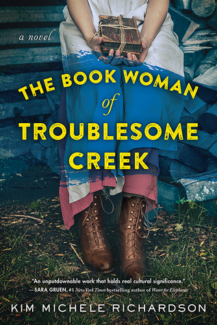 Book Woman of Troublesome Creek (Richardson, Kim Michele)