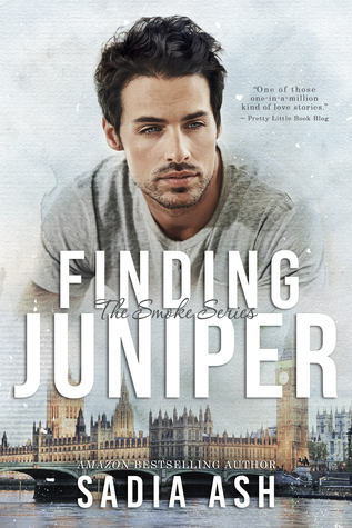 Finding Juniper (Smoke Series, #3)