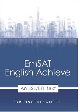 EmSAT English Achieve by Sinclair Steele