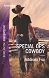 Special Ops Cowboy (Midnight Pass, Texas #2)