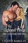 His Highland Pledge (The Clan Sinclair Book 4)