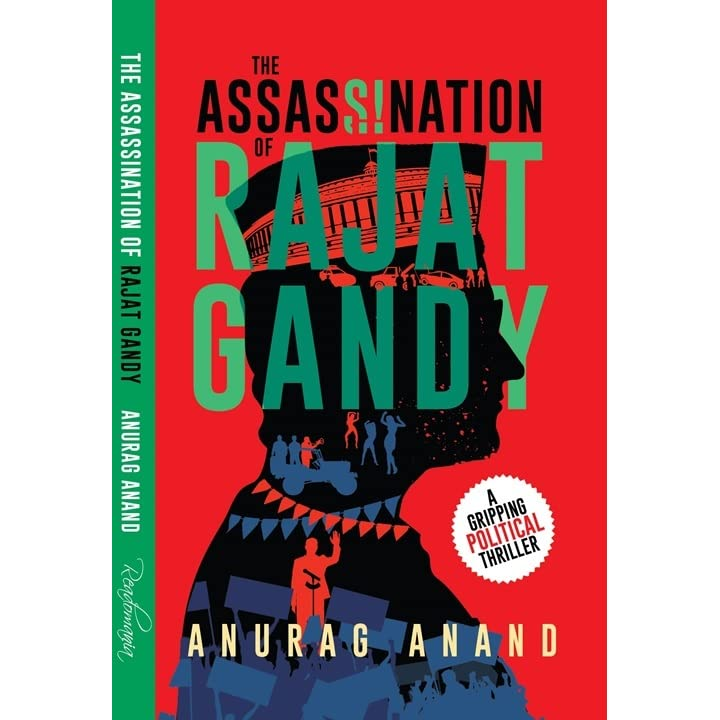 Image result for the assassination of rajat gandy book cover