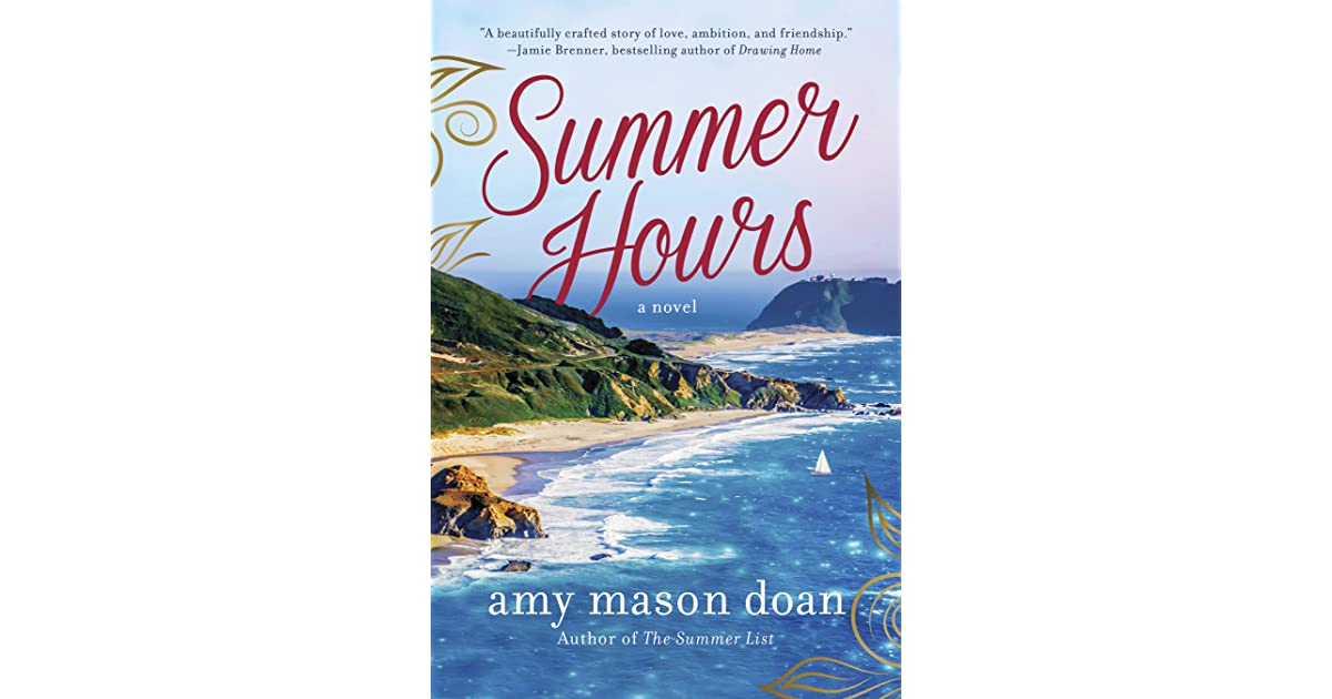 Image result for summer hours amy mason doan