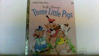 Walt Disney's the Three Little Pigs