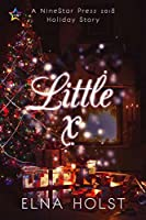 Little x (A Tinsel and Spruce Needles Romance Book 2)