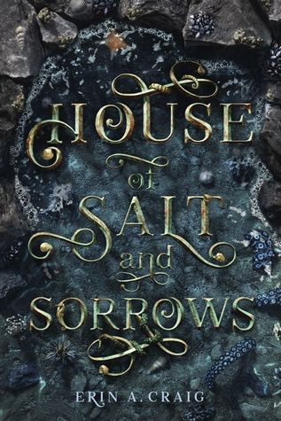 House of Salt and Sorrows by Erin A Craig cover
