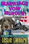 Marriage Vow Murder (Merry Wrath Mysteries, #9)