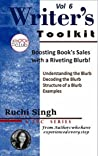 Boosting Book's Sales with a Riveting Blurb: The Writer's Toolkit Vol 6
