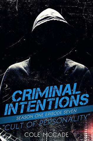 Book cover for Criminal Intentions book  7
