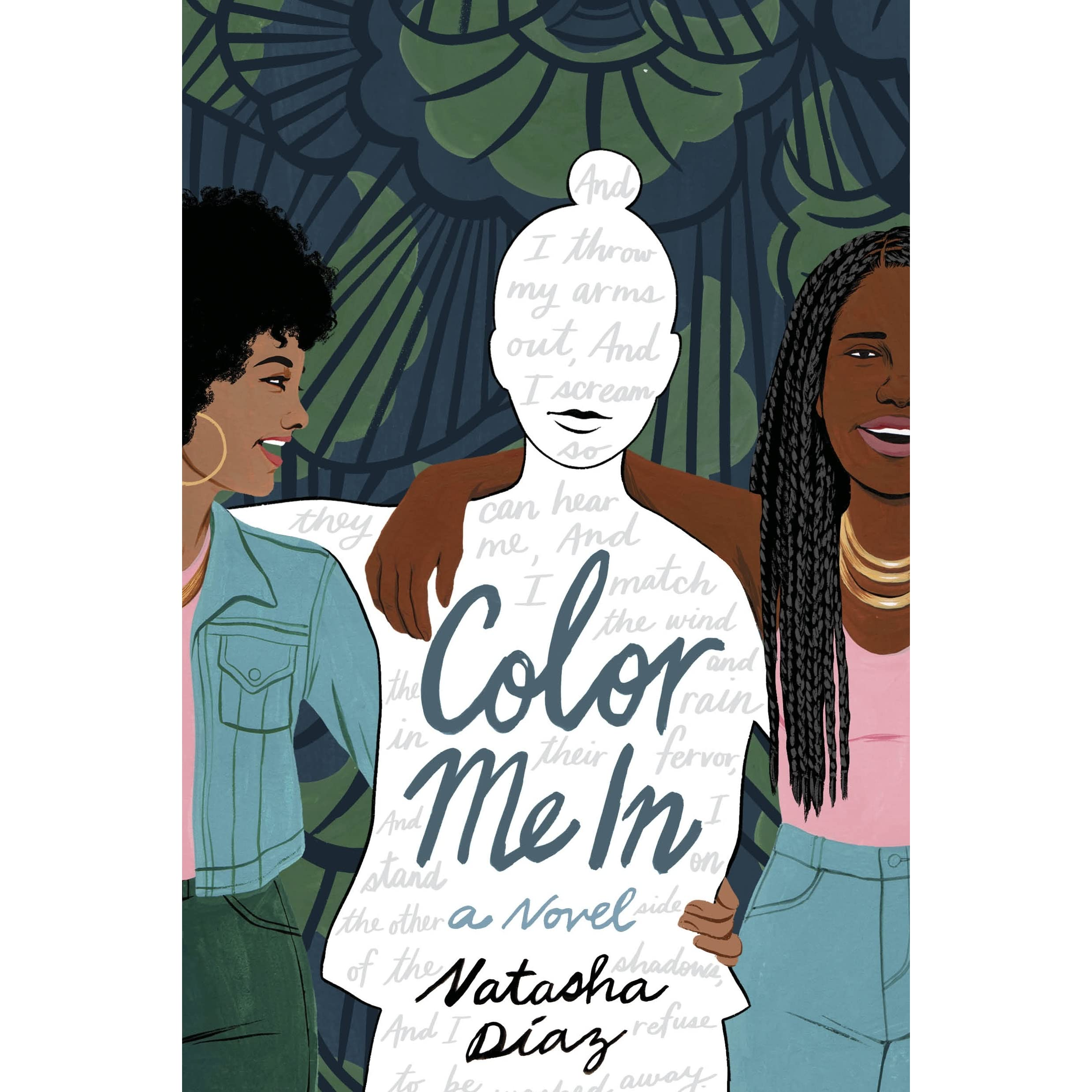 Color Me In by Natasha Diaz