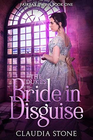 The Duke's Bride in Disguise (Fairfax Twins #1)