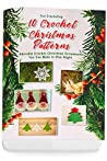 10 Crochet Christmas Patterns by Amy West