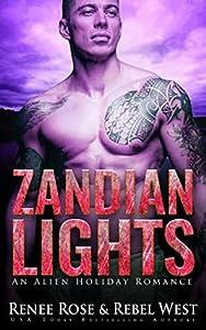 Zandian Lights (Zandian Brides, #4)