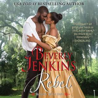 Rebel by Beverly Jenkins