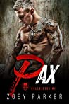 Pax: A Motorcycle Club Romance (Hellriders MC)