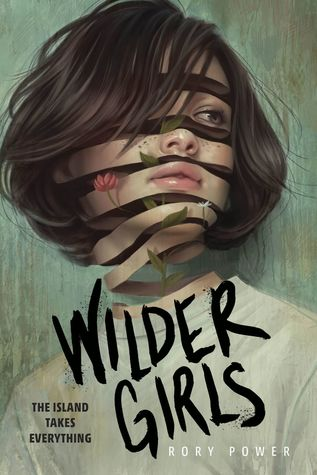 Book cover of Wilder Girls by Rory Power