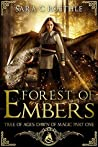Forest of Embers (Tree of Ages: Dawn of Magic Book 1)