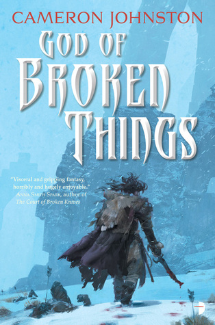 God of Broken Things (Age of Tyranny, #2)