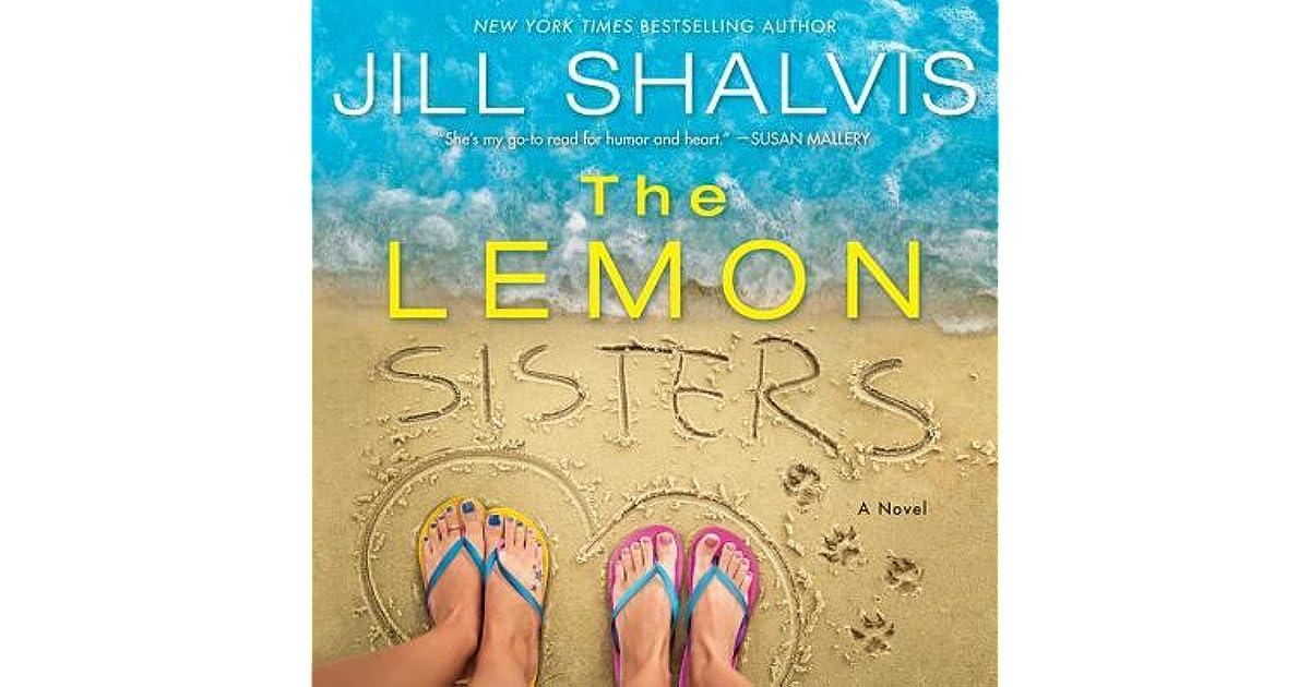 The Lemon Sisters (Wildstone, #3) by Jill Shalvis