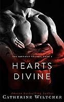 Hearts Divine (The Santiago Trilogy #2)