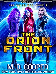 The Orion Front (Aeon 14: The Orion War, #9)