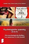 Psychologische spanning: De toneelclub / Ze is zoek / Een nieuw begin