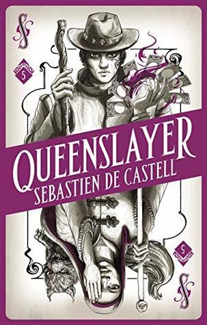 Spellslinger 5 by Sebastien de Castell