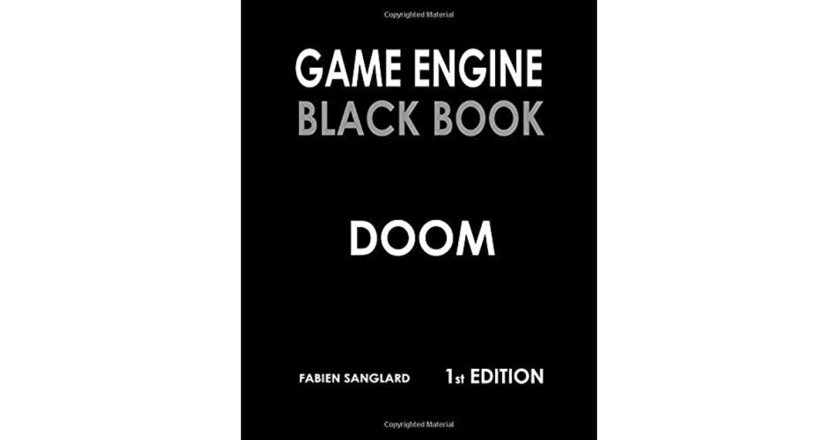 Game Engine Black Book: Doom by Fabien Sanglard